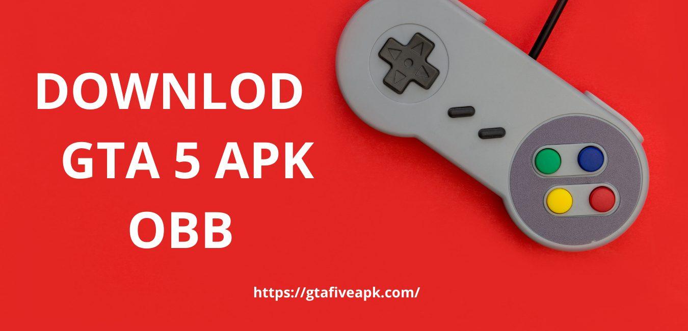 GTA 5 APK OBB