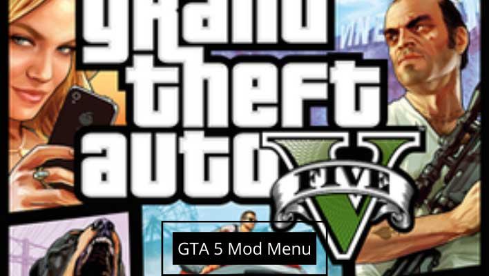 GTA 5 Mod Menu