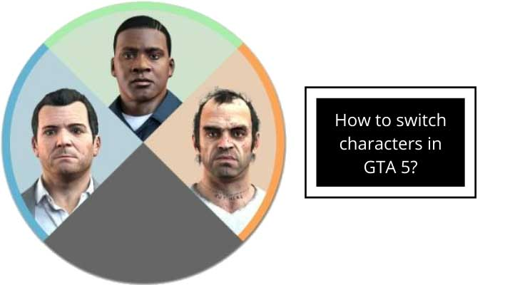 How to switch characters in GTA 5?